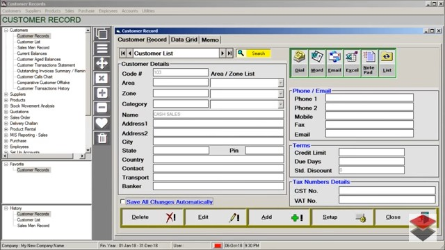 sales and purchase billing software free download